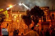 آتش بیتدبیری بر پیکر تاریخ پایتخت