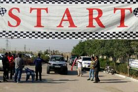 مسابقات سافاری قهرمانی کشور در قزوین آغاز شد