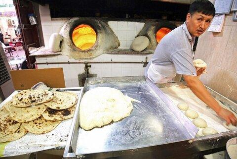 محبوبیت نان ایرانی در کویت