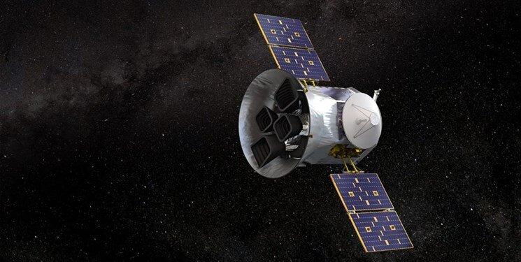 شناسایی ابر نواختر کوتوله سفید توسط ماهواره تس
