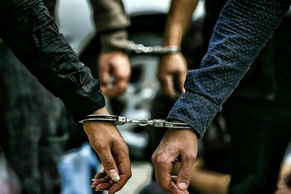 انهدام باند سارقان لوازم خودرو در پایتختبا ۶۰ فقره سرقت