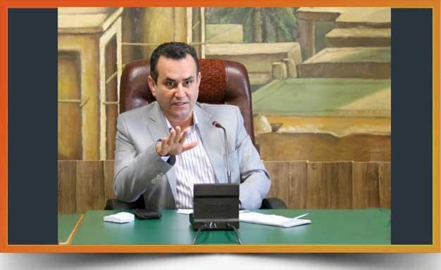علیرضا درویشنژاد مدیرکل اسبق اداره کل فرهنگ و ارشاد اسلامی همدان