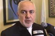 فیلم | اظهارات ظریف پس از دیدار با رئیس جمهور فرانسه