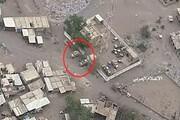 پایگاه ملک خالد عربستان با پهپاد قاصف یمن بمباران شد