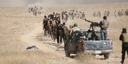 آغاز مرحله دوم عملیات اراده پیروزی در عراق با حضور حشدالشعبی