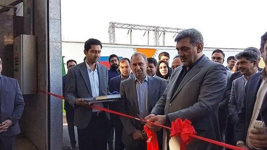 افتتاح پروژههاي شهري در منطقه 2 با حضور حناچي