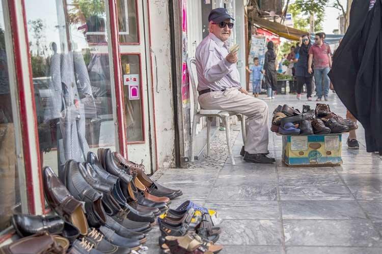 گلایه شهروندان کرجی از سدمعبر