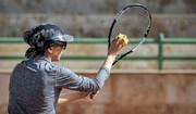 درسا چراغی قهرمان تنیس جایزه بزرگ شد