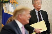 روایت بولتون از لغو حمله آمریکا به ۳ هدف در ایران | ترامپ چرا از حمله به ایران پشیمان شد؟