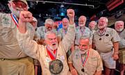 بانکدار ۶۸ ساله برنده رقابت شباهت به ارنست همینگوی شد