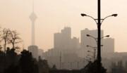 ازن و ذرات معلق؛ آلایندههای هوای تهران در اولین ماه تابستان