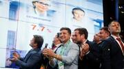 حزب خادم خلق زلنسکی پیروز انتخابات پارلمانی اوکراین شد