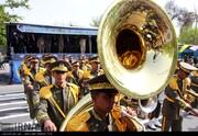 جشنواره موسیقی نیروهای مسلح برگزار میشود