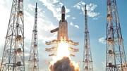 هند سفینه ماهنشیناش را به فضا پرتاب کرد