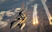 ناتو بار دیگر نظامیان افغان را بمباران کرد