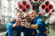 فضانوردان جدید در ایستگاه فضایی بینالمللی در سالگرد ماموریت آپولوی ۱۱