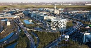 آشنایی با فرودگاه شیفل آمستردام