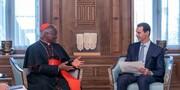 پیام پاپ فرانسیس برای بشار اسد