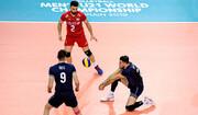 والیبال جوانان جهان؛ برد ارزشمند ایران مقابل آرژانتین