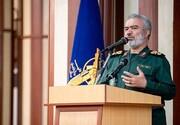 فدوی: دفاع از انقلاب اسلامی مرز جغرافیایی نمیشناسد