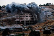 عکس روز: تخریب خانههای فلسطینیان