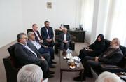 جمعی از فعالان روابط عمومی با لاریجانی دیدار کردند