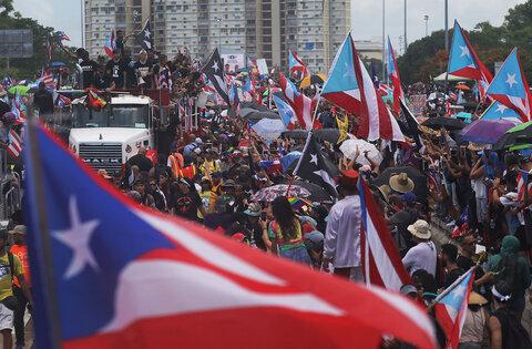 روزهای ناآرام پورتوریکو