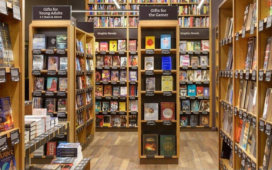 كتابفروشيها هرگز از آمازون شكست نخواهند خورد!