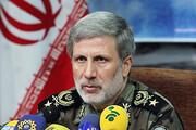 وزیر دفاع: امنیت عراق را امنیت خود میدانیم