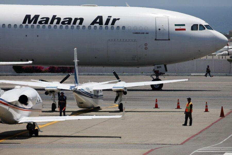 Mahan Air 2