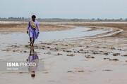 تبعات خشک شدن تالاب جازموریان