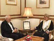 وزرای خارجه ایران و عمان دیدار میکنند