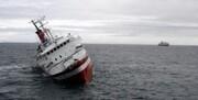 باکو: کشتی ایرانی در خزر غرق شد | ۹ نفر را نجات دادیم
