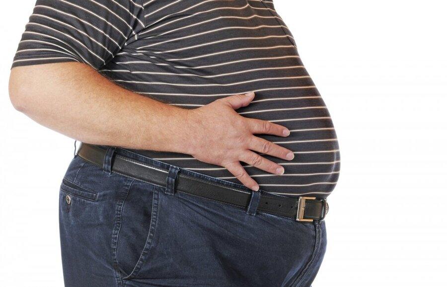 چاقی باعث پیرمغزی میشود
