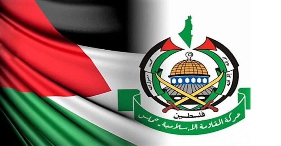 لوگوي جنبش حماس