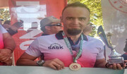 تیراندازی جایزه بزرگ ترکیه؛ میرمحمدی صاحب مدال نقره تراپ شد