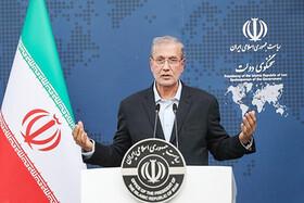 آمریکا باید به ملت ایران احترام بگذارد