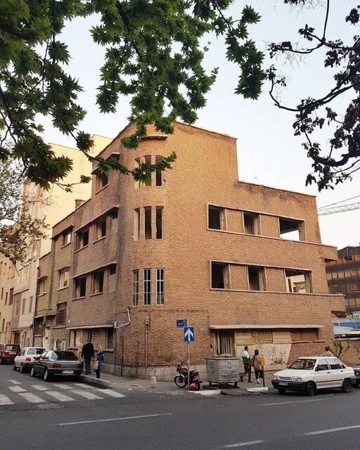 خانه احمد شاملو، منطقه 6