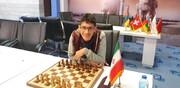 علیرضا فیروزجا با کسب عنوان سوپر استاد بزرگ شطرنج تاریخساز شد
