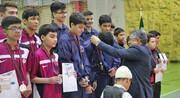 پایان مسابقات ورزشی قهرمانی دانشآموزان پسر کشور در رامسر