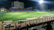 استادیوم وطنی در مرز آمادگی