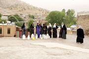 گلوی روستاهای دهلران خشک شد
