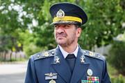 اظهارات قاطع فرمانده نیروی پدافند هوایی ارتش خطاب به دشمنان