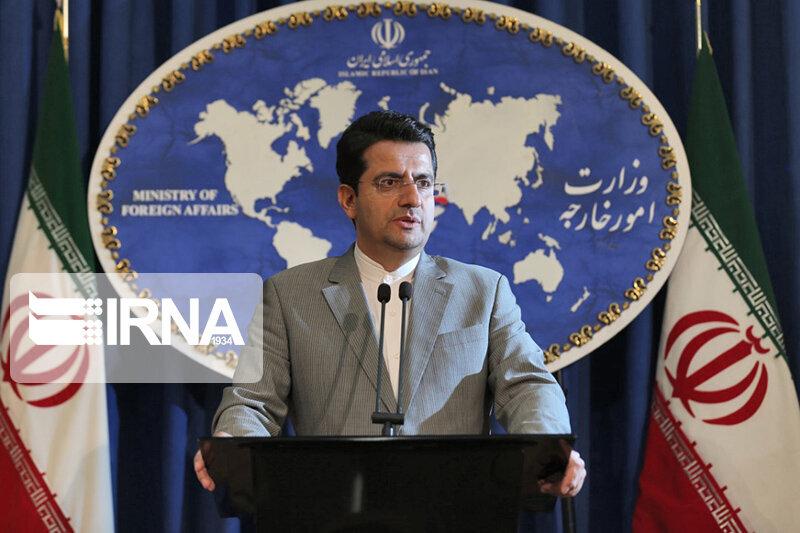 سخنگوی وزارت خارجه نامه ظریف به رهبری در مورد سریال گاندو را تایید کرد