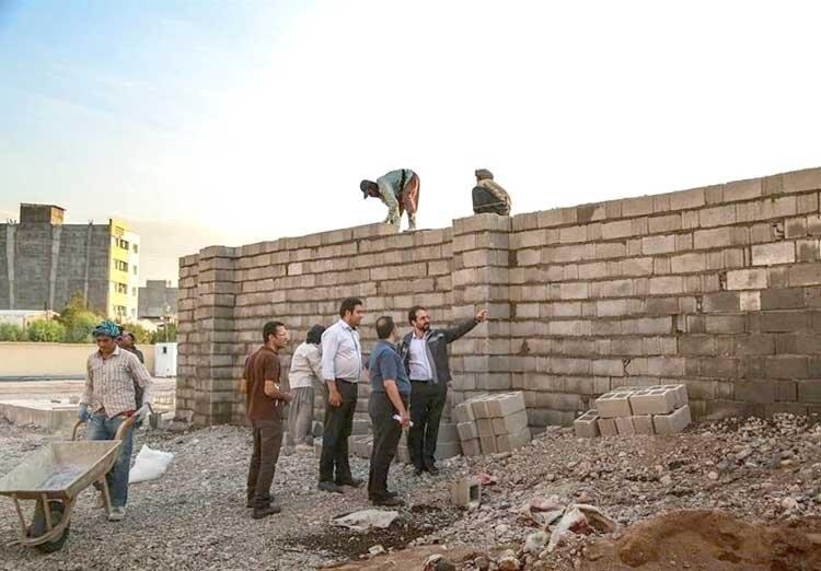 بازسازی 596 واحد مسکونی سیلزده در تویسرکان