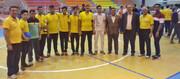 همدان، خراسان رضوی و گیلان قهرمان رقابتهای کشوری گلبال شدند