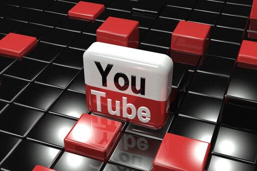 یوتیوب هوم پیج