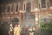 سرنوشت مرمت میدان قجری حسنآباد تهران پس از آتشسوزی گسترده