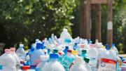 تخفیف به مسافران متروی رم در ازای تحویل بطری پلاستیکی
