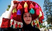 عکس روز: لباس سنتی فلسطینی